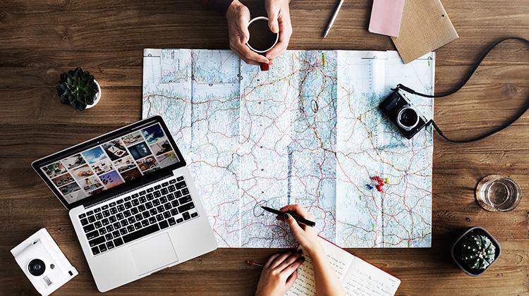 旅行時保持健康的6種方法