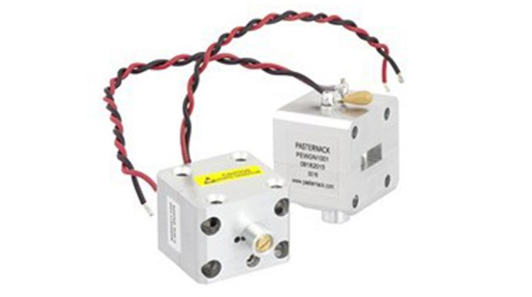 Pasternack推出一系列小尺寸波導耿式二極管振蕩器新產品