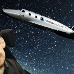 """斯蒂芬霍金說,""""終極目標""""是進入太空"""