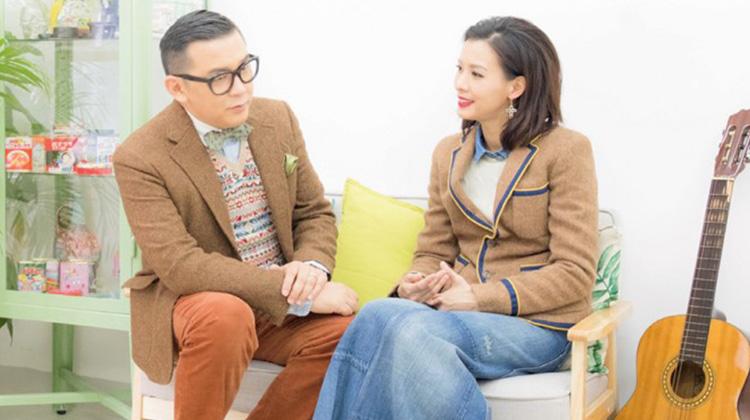 從自信爆棚到以神為首─香港樂壇才子雷頌德與美食節目主持人梁家玉的生命故事
