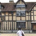 英國的Stratford-Upon-Avon:莎翁的故居