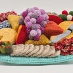 餐餐都有驚奇的針織大餐達人