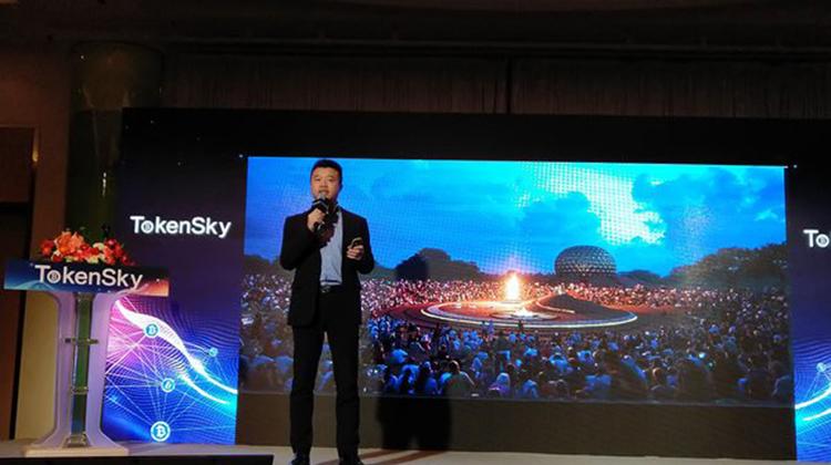 AdRealm聯席理事長謝峰在首爾亞洲區塊鏈行業峰會發表主旨演講:數字廣告的「黎明之城」