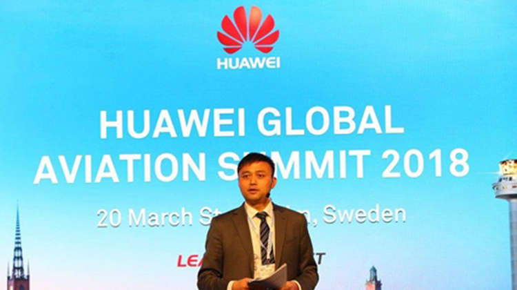 華為在瑞典展示面向未來的智慧機場ICT解決方案