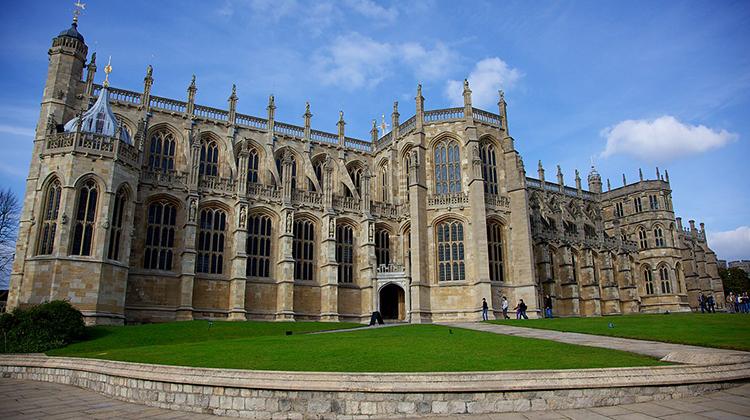 想來趟英國皇家婚禮之旅嗎?