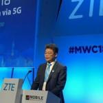 中興通訊聯合GSMA舉辦2018年5G峰會