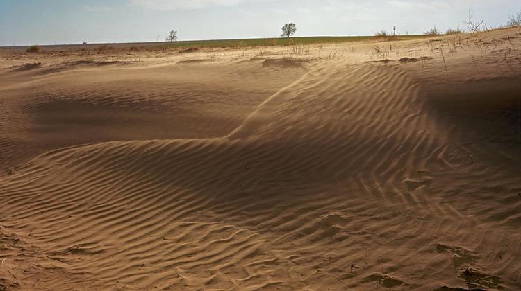 地球土地退化面積達75%