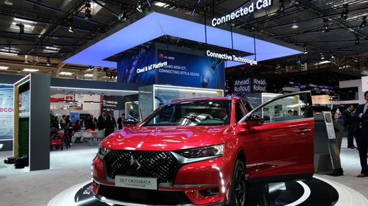 華為攜手標致雪鐵龍打造車聯網,合作成果歐洲首秀