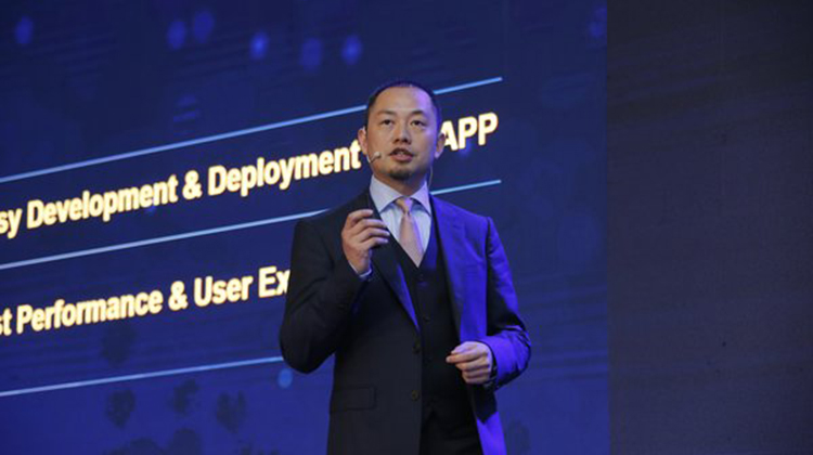 華為:用數字平台,將智能注入企業「神經元」