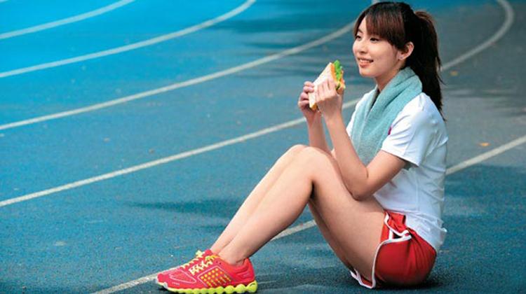 想減重,運動前中後的飲食黃金組合
