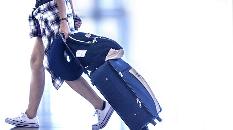 旅行中也要穿得時尚又輕便