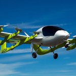 全球首台飛行計程車Cora
