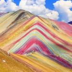 神秘祕魯彩虹山