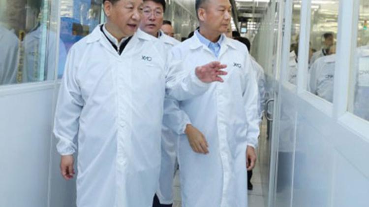 中國砸重本、猛併購,為何拚不出第二個台積電?