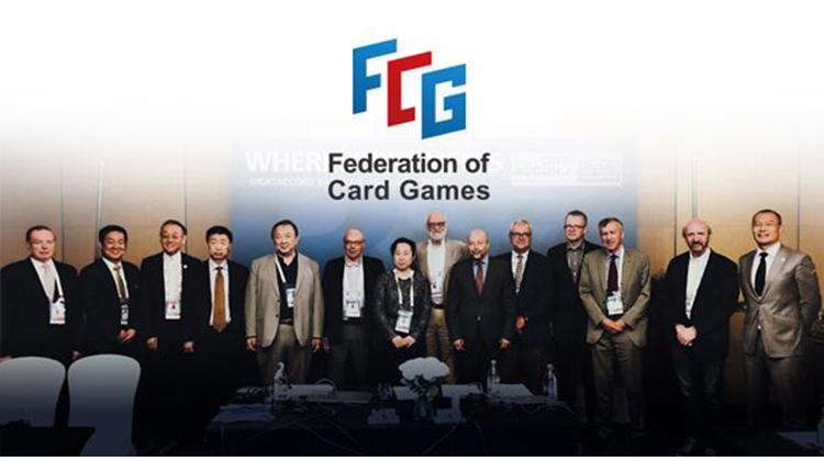 亞博科技祝賀世界牌類遊戲聯盟成為國際智力運動聯盟正式成員
