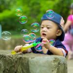 當幼兒想要挑戰自我極限時