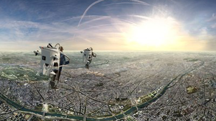 FlyView推出獨一無二的虛擬現實景點 帶你飛越巴黎