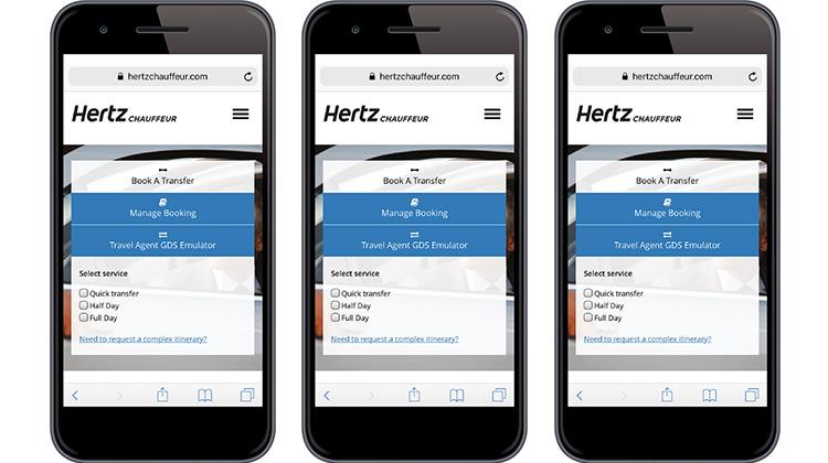 Hertz Asia推出Hertz Chauffeur網站