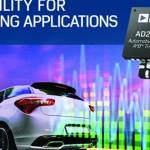 ADI強化型A2B收發器為新興應用提供無與倫比的彈性