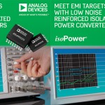 ADI隔離式電源轉換器支援B類系統EMI等級