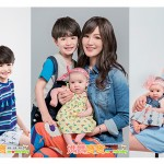 【封面人物】混血萌娃的幸福家庭生活-伊萊媽x伊萊x伊菲