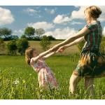 母女共舞好時光
