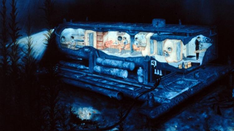 美國軍方是否有秘密的水下基地?