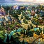 東京迪士尼最新三大園區:魔法奇緣、冰雪奇緣、彼得潘主題樂園擴建中