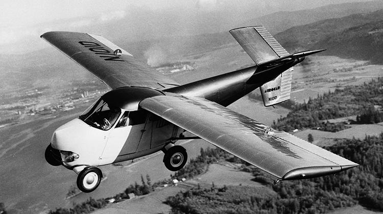 飛行汽車為何尚未進入市場?