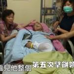領聖餐後死裡復活的見證 三進三出加護病房 高齡85歲經歷12次聖餐神蹟醫治