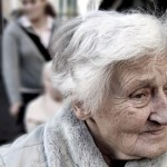 分離將近七十年的母子終於聚首