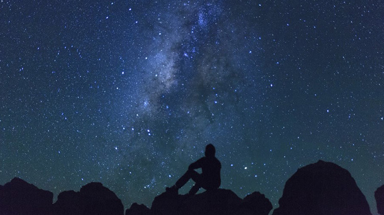 星星為什麼會閃爍?