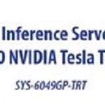 美超微推出4U人工智慧推論優化新GPU服務器