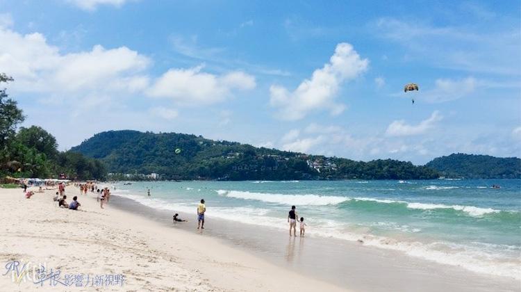 不愛熱鬧的我如何玩轉熱鬧的芭東海灘