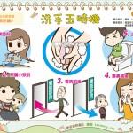 洗手五時機|全民愛健康 預防篇8