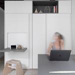 小空間大容量的模組化家具