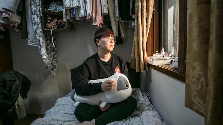南韓外貌文化下的反撲