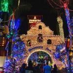 LA近郊有全美最棒聖誕燈展