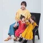 【封面人物】「只要跟妳們在一起,我就會笑!」梁又琳與孩子的甜蜜相處之道
