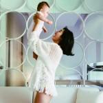運動名模林可彤,蛻變為多功能媽咪的心路歷程