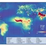 衛星地圖顯示動物糞便正在演變成為致命的氨污染