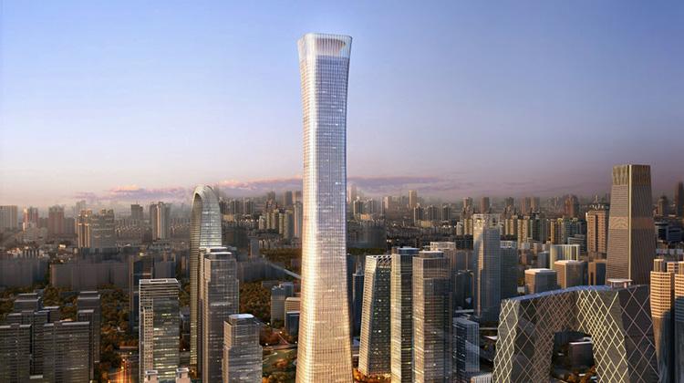 中國,無止盡的高樓競賽