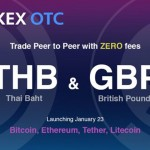 OKEx推出泰銖和英鎊法幣交易