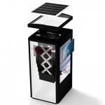 衞安推出智能廢物箱  提升「智慧城市」廢物處理效能