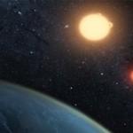 如果我們有兩個太陽呢?
