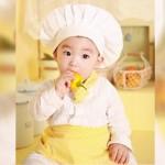 與孩子一起享受烹飪的樂趣