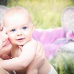 母罹癌截肢 為幼兒勇敢站立