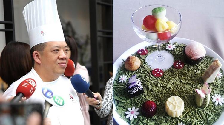 失業的國宴主廚經歷新工作和加薪恩典 20年的單純跟隨,他說:千萬不能靠自己!