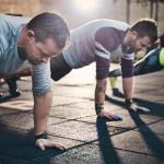 男性做40個俯卧撐可以擁有更健康的心臟?