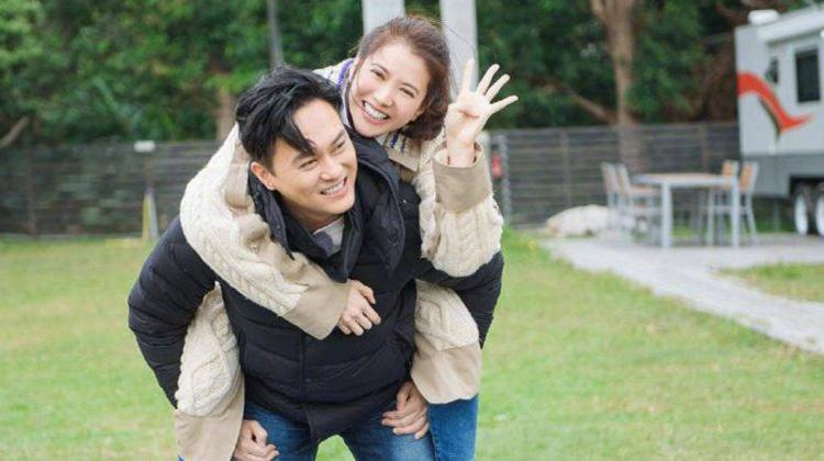 「和你一起走到老」張智霖與袁詠儀相識相戀的浪漫愛情